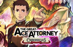 Capcom localiza nuevos juegos de Ace Attorney.