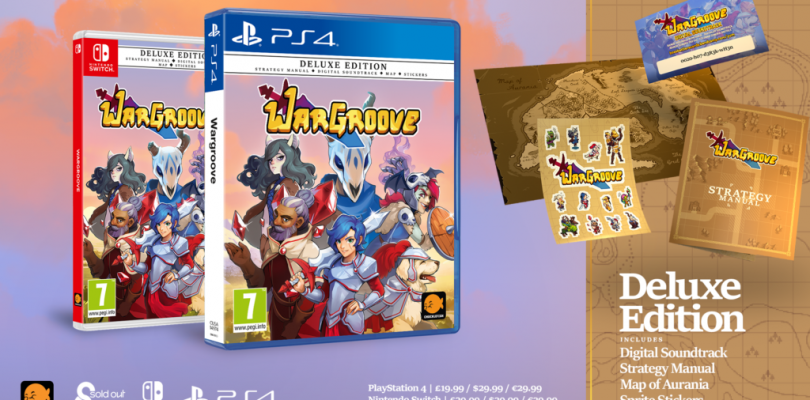 Wargroove cuenta con una edición especial física y DLC gratuito en camino.