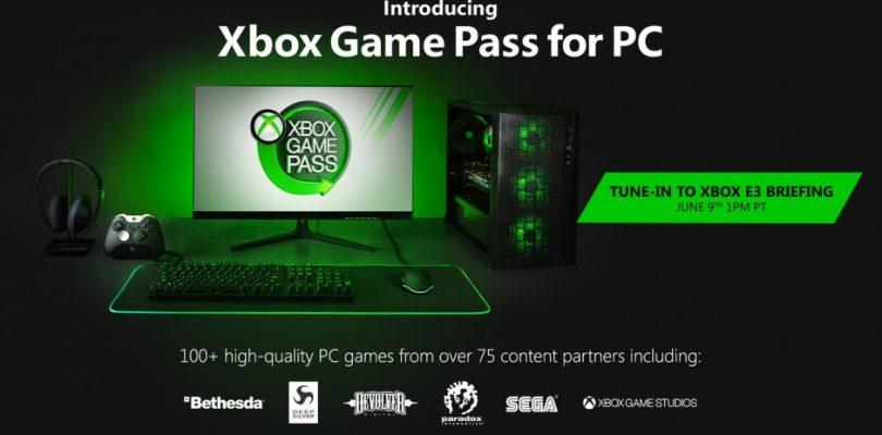 Xbox Game Pass llegará reinventado a PC.