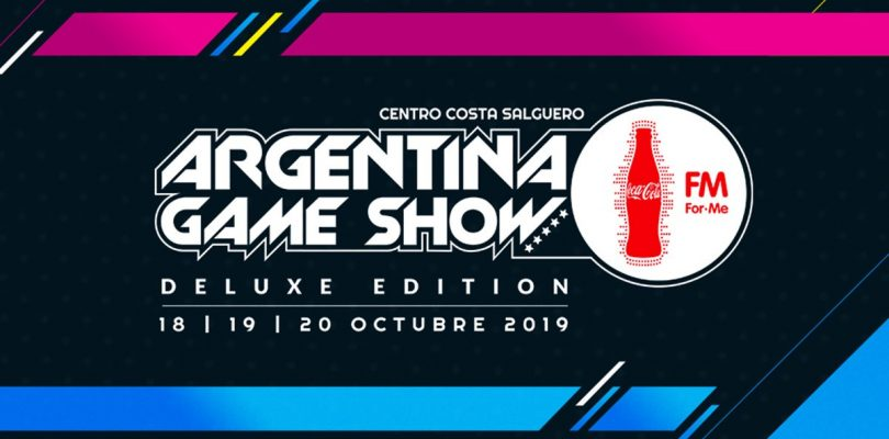 Flow dirá presente en Argentina Game Show 2019