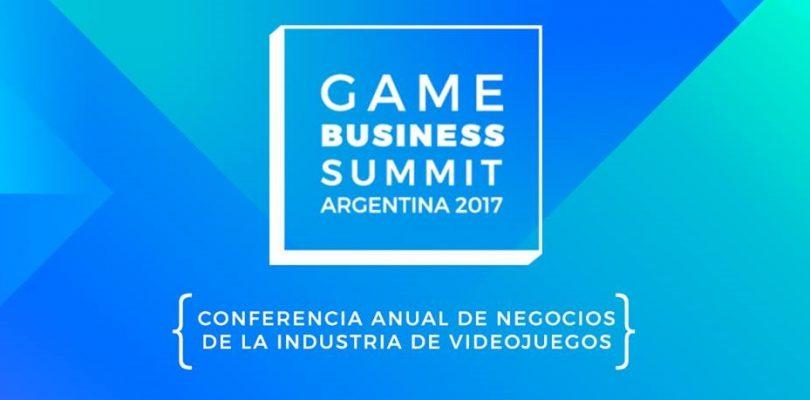 Game Business Summit Argentina 2017, una conferencia de negocios sobre videojuegos.