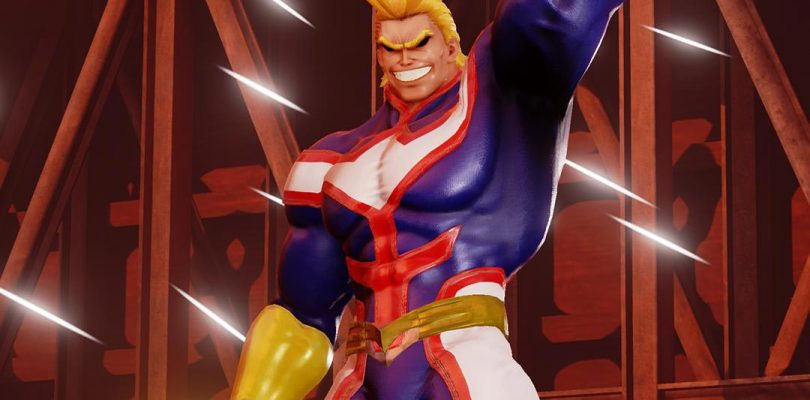 All Might se suma a Jump Force.