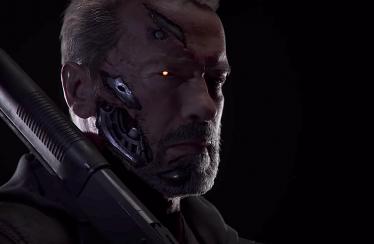 Trailer de Terminator en Mortal Kombat.
