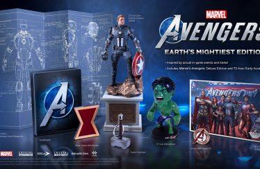 Marvel's Avengers revela un nuevo trailer, ediciones especiales e incentivos de pre-venta.