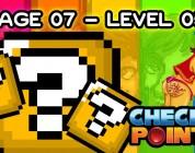 """Stage 07 – Level 05: """"Noticias polémicas en oscuros cañaverales"""""""
