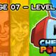 """Stage 07 – Level 06: """"Rayitos polemicuchis"""""""