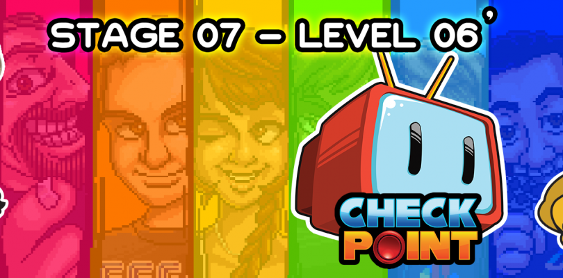 "Stage 07 – Level 06: ""Rayitos polemicuchis"""