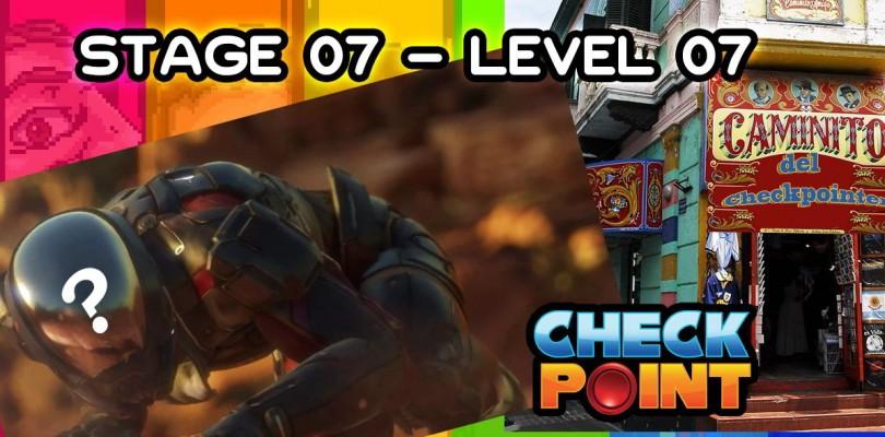 """Stage 07 – Level 07: """"El camino al efecto Andrómeda"""""""