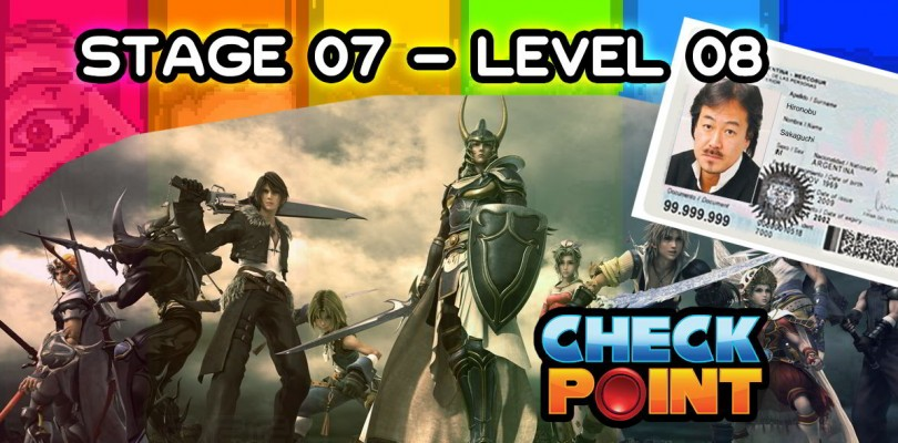 """Stage 07 – Level 08: """"First Fantasy"""""""