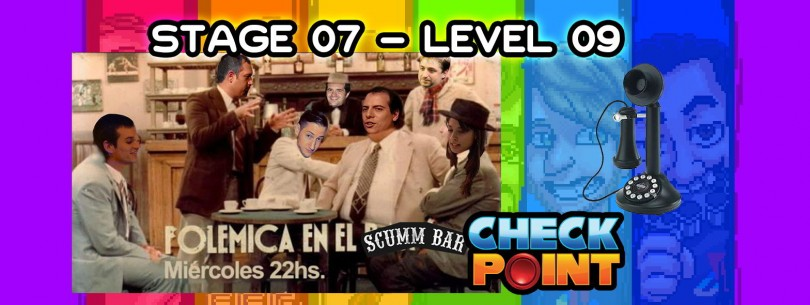 "Stage 07 – Level 09: ""Ponle un baby dor"""