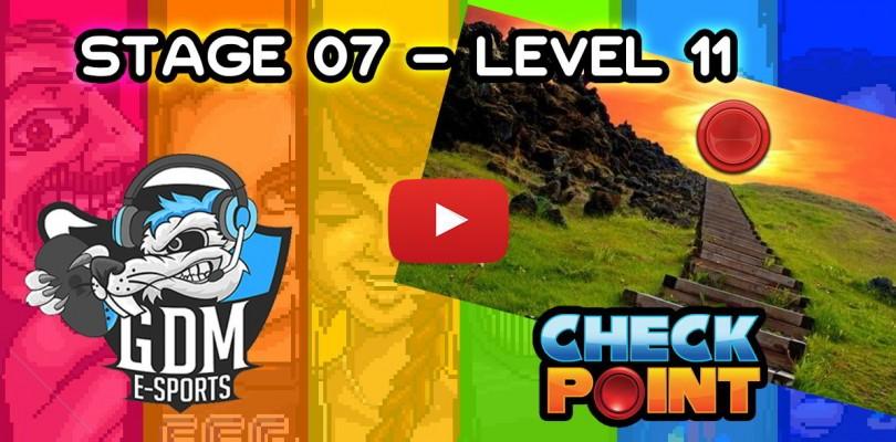 """Stage 07 – Level 11: """"¡Más vivos que nunca!"""""""