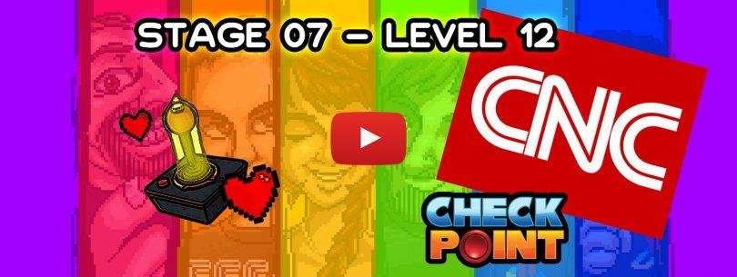 "Stage 07 – Level 12: ""Sexo y videojuegos"""