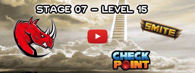"Stage 07 – Level 15: ""Daelon no es un Pokemon"""