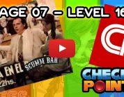 """Stage 07 – Level 16: """"Con amigos es más divertido"""""""
