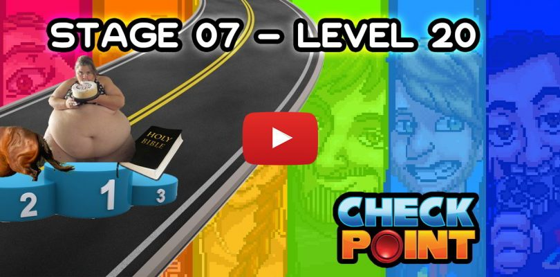 "Stage 07 – Level 20: ""Luces del Apocalipsis"""