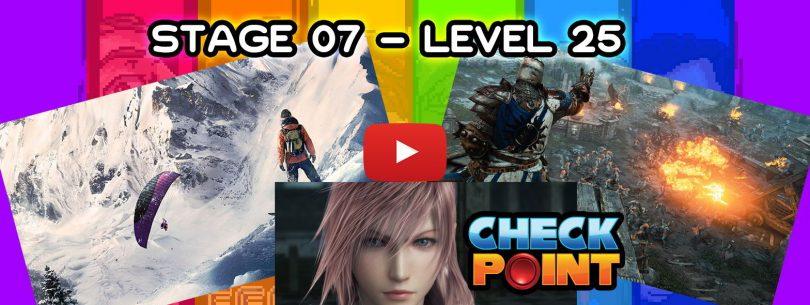 """Stage 07 – Level 25: """"Third Fantasy"""""""