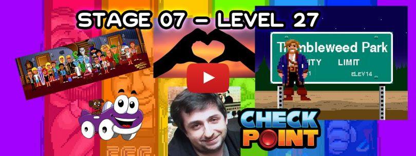 """Stage 07 – Level 27: """"El mejor finde sucede si hay Ron"""""""