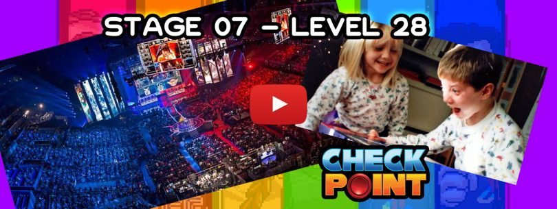 "Stage 07 – Level 28: ""Gaming de Primera"""