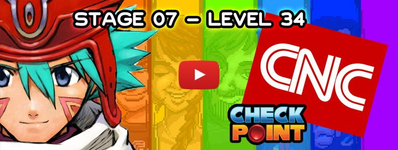 "Stage 07 – Level 34: ""Un programa de la OSTia"""