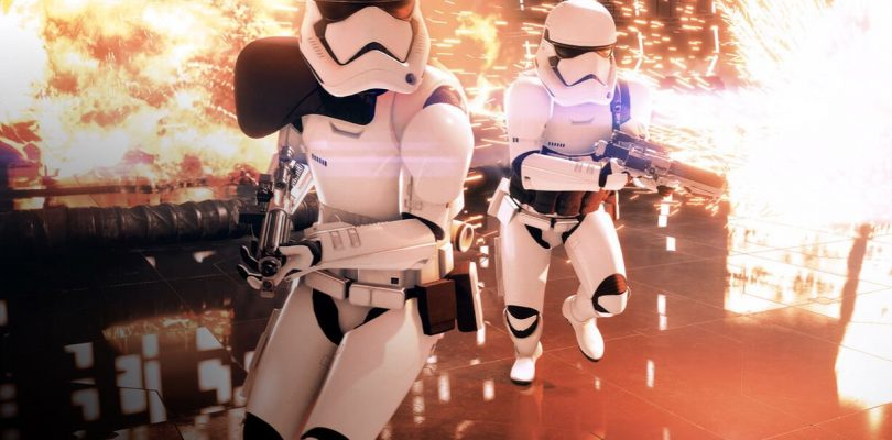 Star Wars Battlefront 2 saldrá el 17 de noviembre.