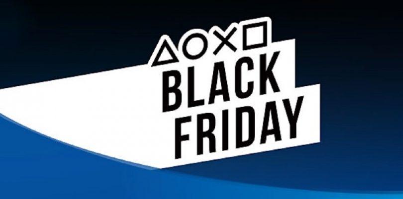 Black Friday en PS Store.
