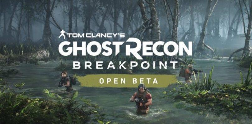 Hoy comienza la beta de Ghost Recon Breakpoint.