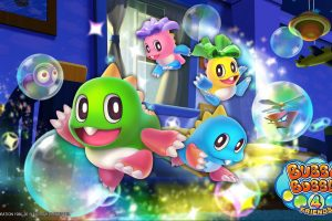 Bubble Bobble 4 Friends Review