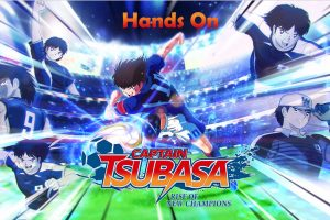 Captain Tsubasa: Rise of New Champions Gameplay – Hands On