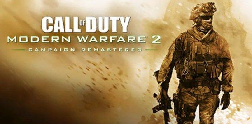 Call of Duty: Modern Warfare 2 Campaign Remastered fue lanzado para PS4.