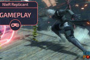 NieR Replicant ver.1.22474487139… Gameplay