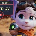 Ratchet and Clank: Rift Apart Gameplay