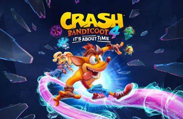 ¡Ya era hora! Crash vuelve en un nuevo videojuego.