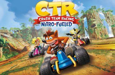 Hoy se lanza Crash Team Racing Nitro-Fueled, ¡y lo sorteamos!