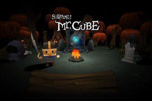 Survive! Mr. Cube