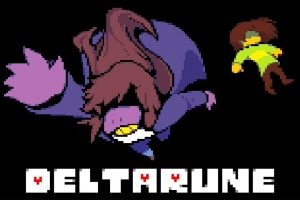 Deltarune Gameplay