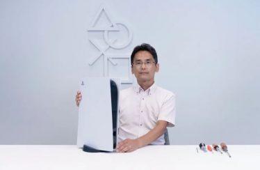 Primer video de desmontaje oficial de la Playstation 5.