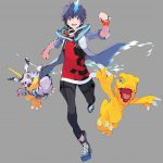 Digimon World Next Order llegará a Occidente.