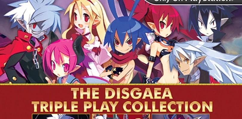 Anunciada Disgaea Triple Play Collection.