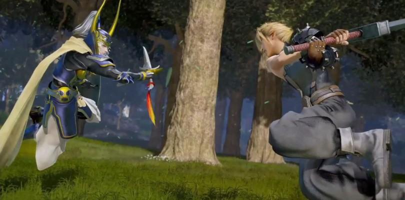 El nuevo Dissidia podría llegar a PS4.