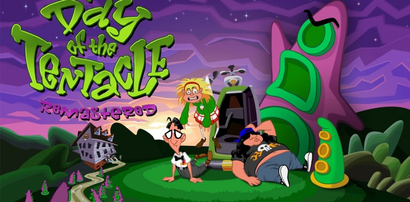 Day of the Tentacle Remastered – Review