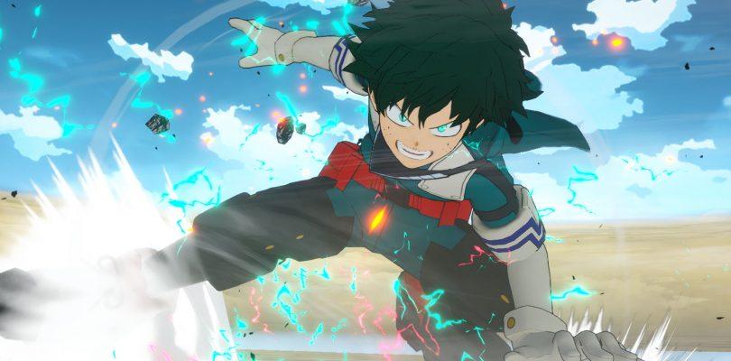Trailer de My Hero One's Justice 2