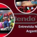 Entrevista Nintendo en Argentina (AGS 2018)