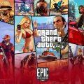 GTA V gratis en Epic Store.