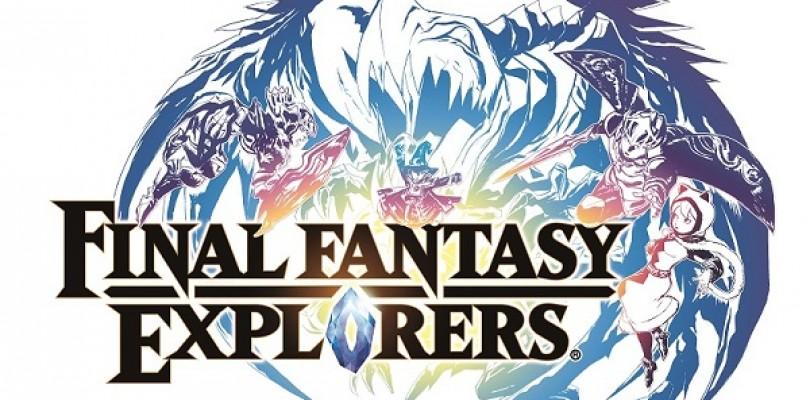 Nuevo Final Fantasy para 3DS.
