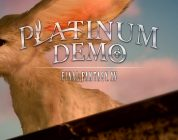 Final Fantasy XV Nota – Platinum Demo