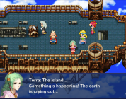 Final Fantasy VI llega a Steam.