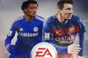 FIFA 16 – Presentación portada latinoamericana.