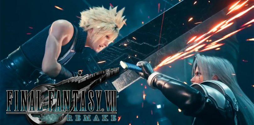 Ya está disponible la demo de Final Fantasy VII Remake.