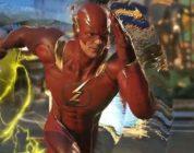 Flash muestra sus movimientos en el nuevo trailer de Injustice 2.