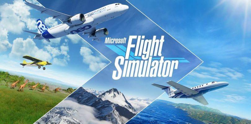 ¡Microsoft Flight Simulator llega el 18 de agosto!